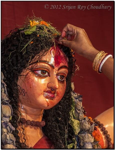 Last day of Durga Puja, known as Bijoya Dashami #8 by Alokchitri