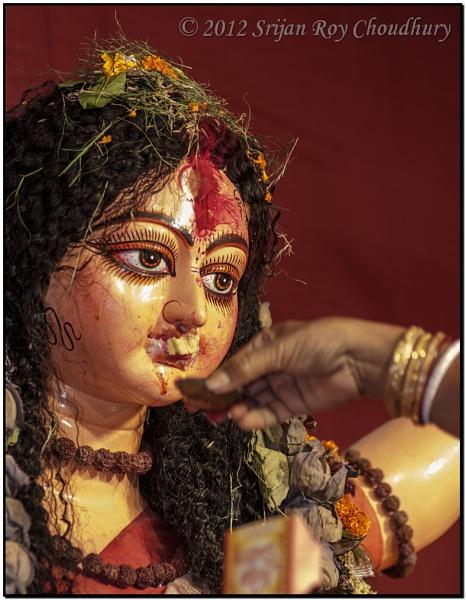 Last day of Durga Puja, known as Bijoya Dashami #9 by Alokchitri