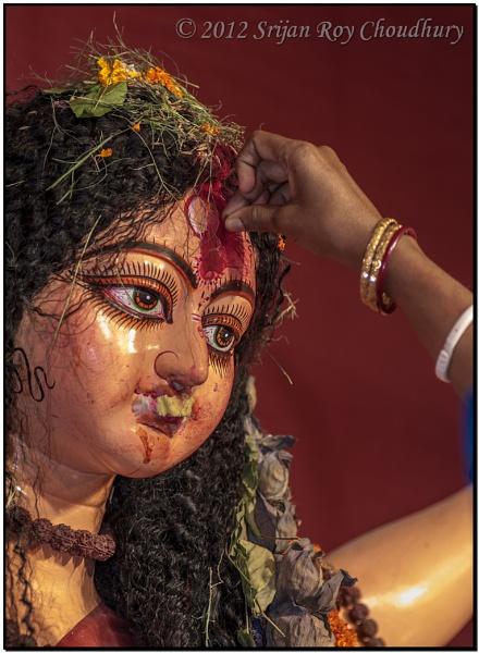 Last day of Durga Puja, known as Bijoya Dashami #10 by Alokchitri