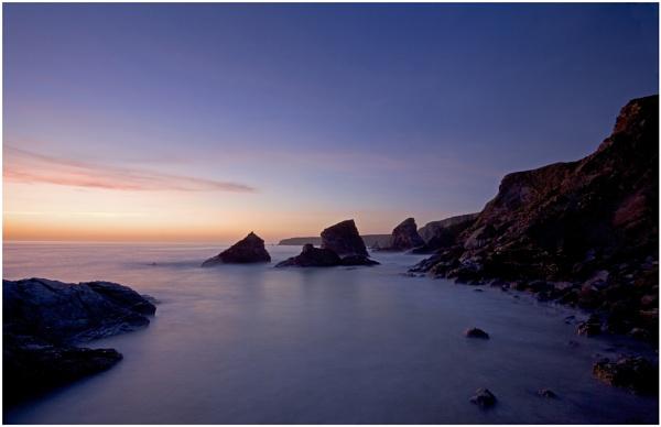 Ocean Hues by andychatt