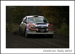 Cambrian Rally 2012