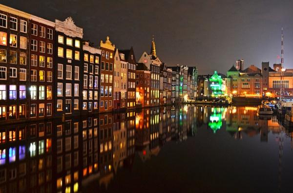 Amsterdam by danfrier
