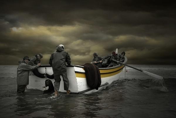 Sea heroes by ascarpa