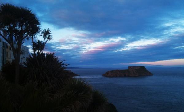 \'Dusk o\'er the isle\' by Salsphotozine1
