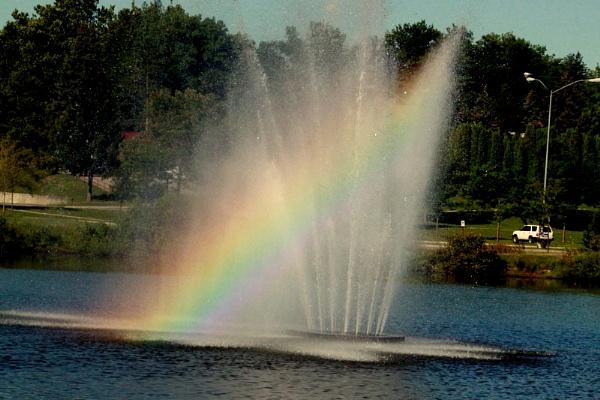 rainbow of luck by blkwolf007