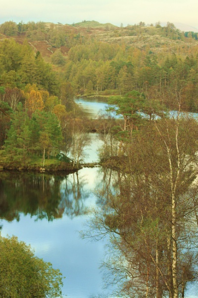 Autumn in the Lakes by StevieRan
