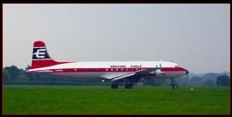 DC-6  British Eagle