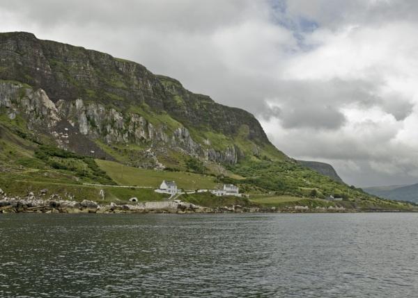 Antrim coast, Northern Ireland by SailorBuoy