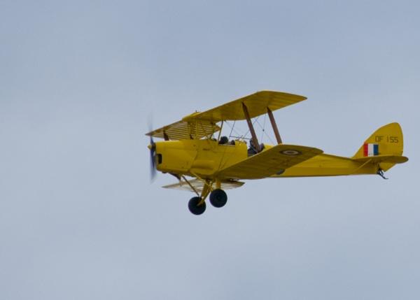 RAF Trainer by SailorBuoy