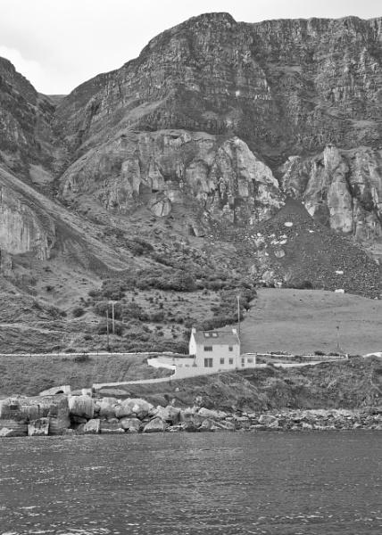 Antrim coast by SailorBuoy