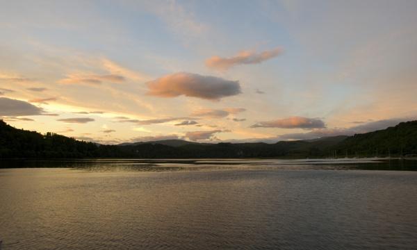 Big Sky, Big Loch by SailorBuoy
