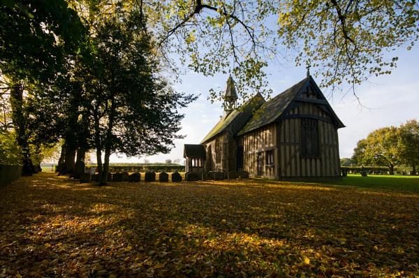 Crowfield in Autumn by StuartAt