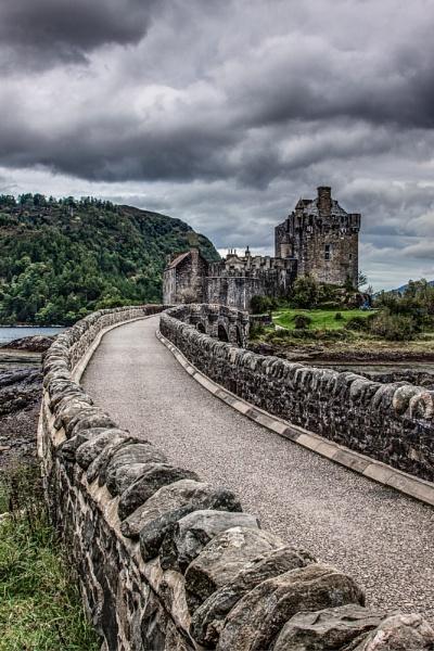 Eilean Donan Castle by John_Frid