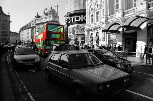 London Transport by AnthonyEB