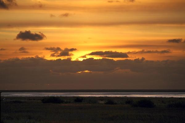 Southport Sunset by AnthonyEB