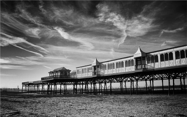 The Pier by Desb