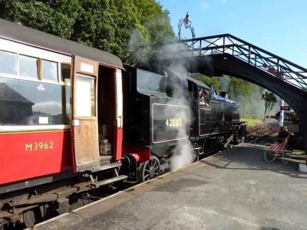 All aboard by BarbaraR