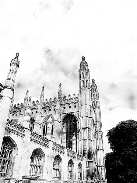 Historic Cambridge by THIRDEYE