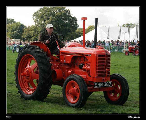 Tractors by oldgreyheron