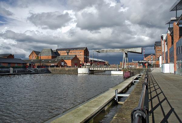 Gloucester Docks. by eddie1