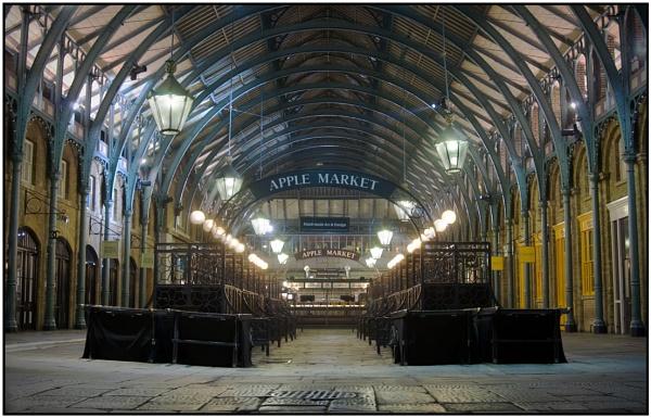 Covent Garden Market by AEVANS10
