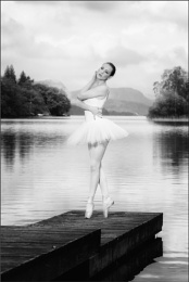 Ballet by the Lake