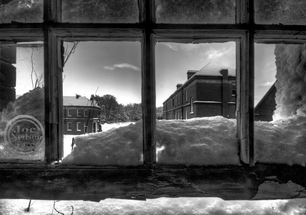 Winter Window. by jocneilson