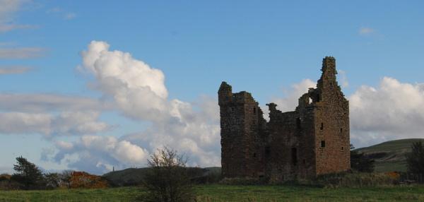 Baltersan castle, Maybole by SHADY65