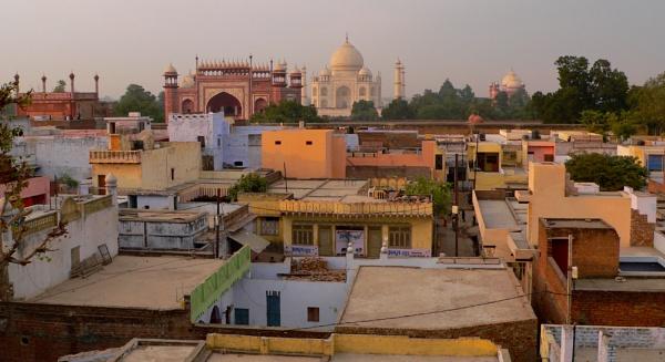 taj rooftops by lesterlester