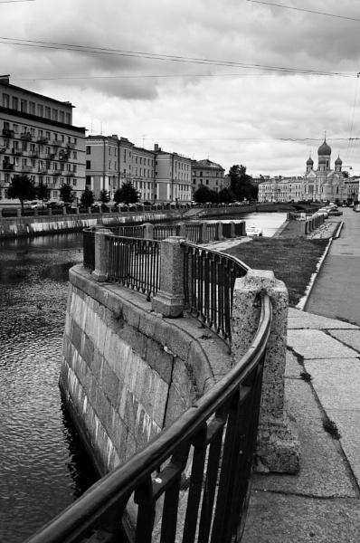 Russian canal by watsonle