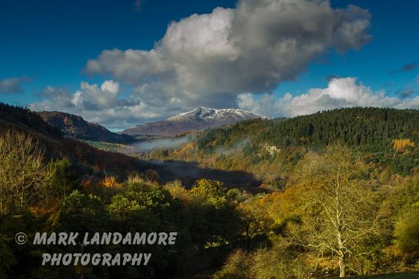 Early Morning Snowdonia by mlanda