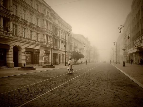 miasto we mgle by atenytom