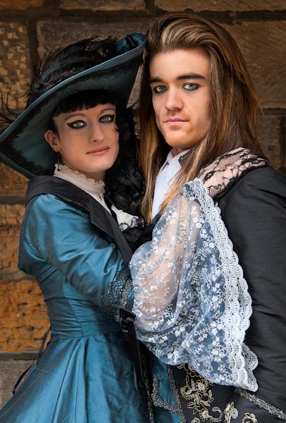 Rebecca & Rick by stevenb
