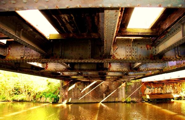 A bridge to far...gone by Chinga