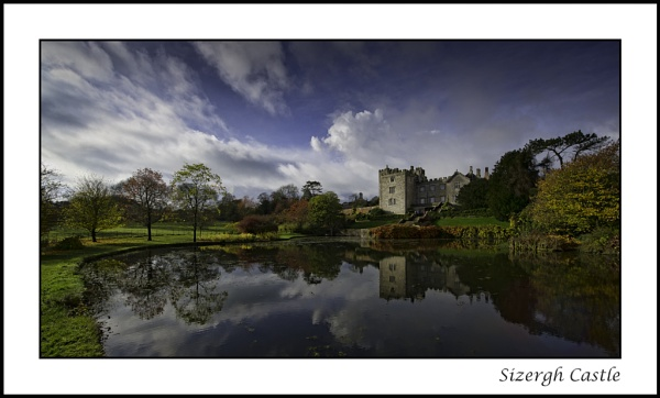 Sizergh Castle by Redpoll