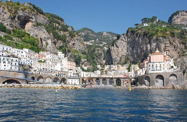 Amalfi Italy by mixpics