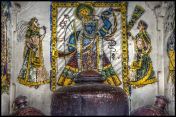 Indian wall painting