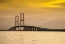sunset@suramadu bridge by zebastianus