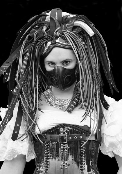 Whitby Goth by brianaskew