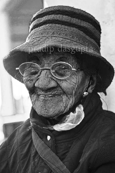 Age & Beauty by pradipdasgupta