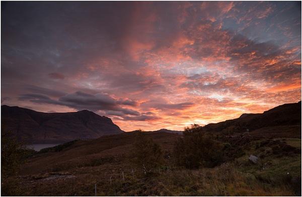 Sunrise up Glen Torridon... by Scottishlandscapes