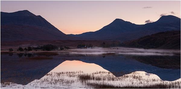 Morning Mist... by Scottishlandscapes