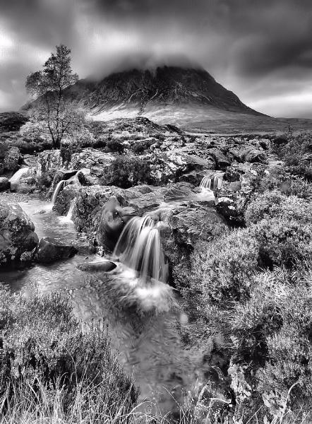 mono mountain by davidcollins