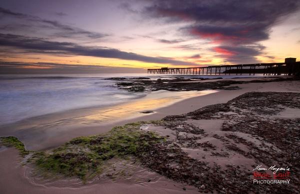 Catherine Hill Bay Sunrise by kmorgan3