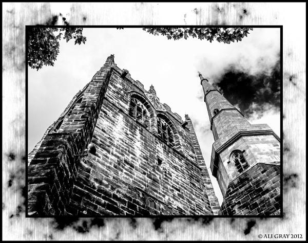 Parish Church - Tower & Steeple by aligray