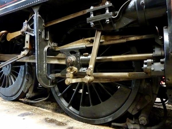 Iron Wheels by BarbaraR