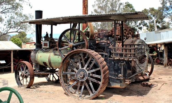 Steam Engine, John Fowlers & Co Leeds by danmclean