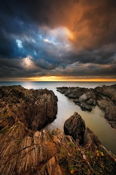 Splintered Shore by BillyGoatGruff