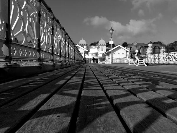 Penarth pier 2. by franken