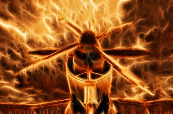 Firestorm by Neon